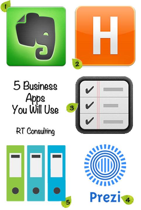 5 Apps Blog